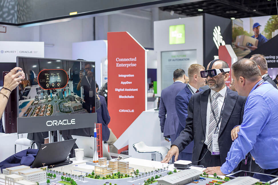 Oracle – GITEX